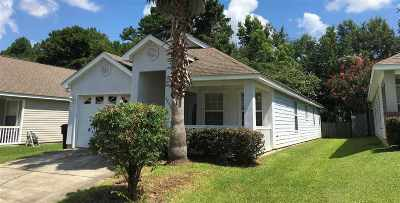 Leon County Single Family Home For Sale: 3252 Emerson Lane