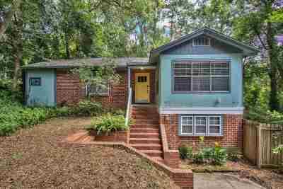Leon County Single Family Home For Sale: 612 McDaniel Street