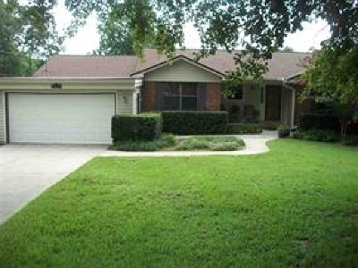 Leon County Single Family Home New: 6607 Donerail