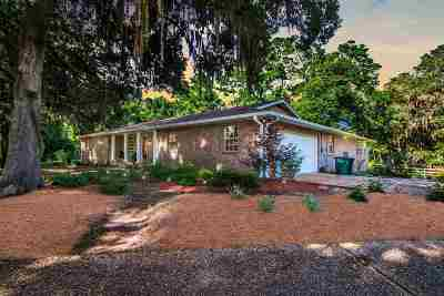 Leon County Single Family Home New: 5215 Velda Dairy Road