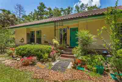 Crawfordville Single Family Home For Sale: 116 Isle Of Paradise Road