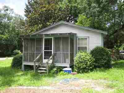 Leon County Single Family Home New: 1643 Jaydell Circle