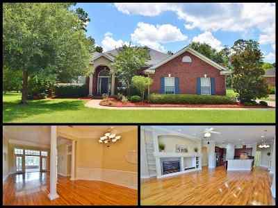 Leon County Single Family Home New: 2251 Gooseberry Court