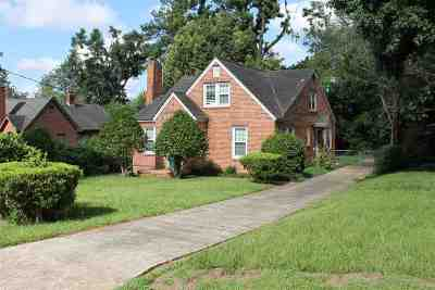 Leon County Single Family Home For Sale: 426 Hillcrest Street