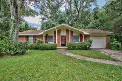 tallahassee Single Family Home New: 2357 Skyland Drive