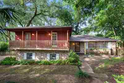 Leon County Single Family Home New: 1106 Solana Ave.