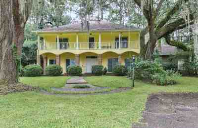 Tallahassee Single Family Home For Sale: 6479 Thomasville Road