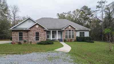 Leon County Single Family Home New: 1319 Williams Landing Road
