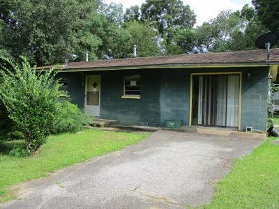 Havana Single Family Home New: 375 Hinson Circle