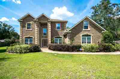 Leon County Single Family Home New: 13040 Moccasin Gap Road