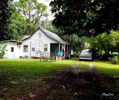 Leon County Single Family Home For Sale: 9958 Mrs. Myrt Way