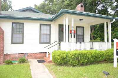 Leon County, Gadsden County, Wakulla County, Jefferson County, Franklin County Rental New: 860 E Park Ave
