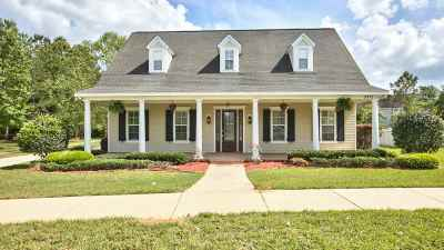 Leon County Single Family Home For Sale: 3771 Overlook Drive
