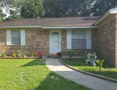 Leon County Single Family Home New: 4605 Cypress Court