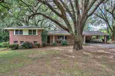 Leon County Single Family Home New: 2700 Old Bainbridge Road
