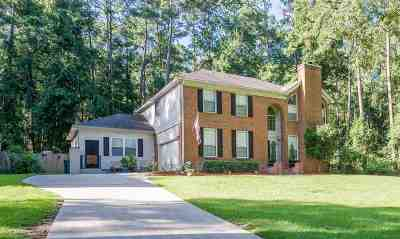 Tallahassee Single Family Home New: 1717 Copperfield Circle