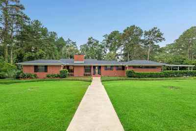Tallahassee Single Family Home New: 1205 Sarasota Dr