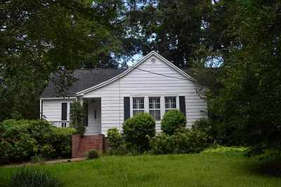 Leon County Single Family Home Contingent: 1532 Grape Street