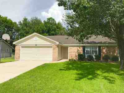 Tallahassee FL Single Family Home New: $220,000