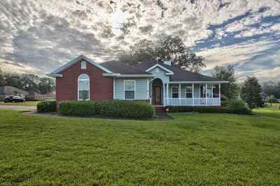 Tallahassee FL Single Family Home New: $335,000