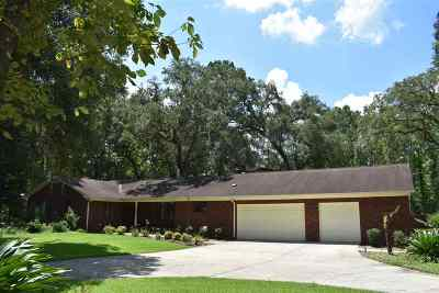 Tallahassee FL Single Family Home New: $344,900