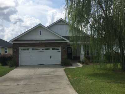 Tallahassee FL Single Family Home New: $349,900