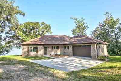 Tallahassee Single Family Home New: 24124 Lanier Street