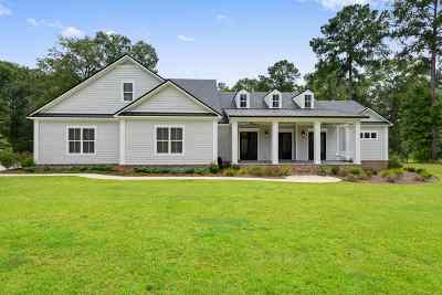 Tallahassee Single Family Home For Sale: 7035 Quail Call Drive