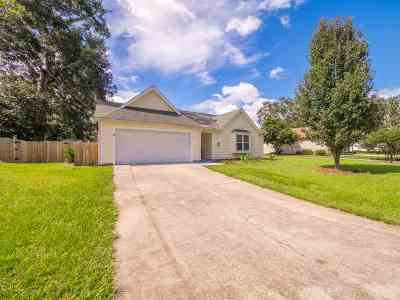 Killearn Acres Single Family Home For Sale: 3096 Whirlaway Trail