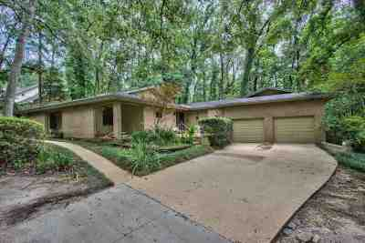 tallahassee Single Family Home For Sale: 701 Eleazer Place