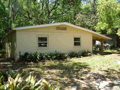 Tallahassee Single Family Home Back On Market: 1514 Majestic Avenue