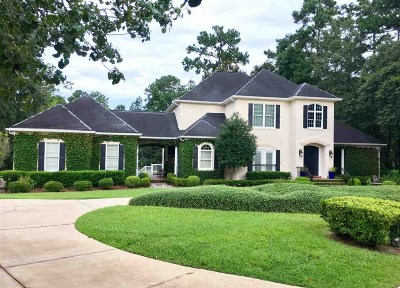 Tallahassee Single Family Home For Sale: 1230 Skip Wells Ct