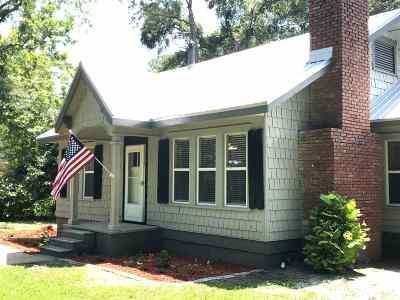 Leon County Single Family Home For Sale: 1378 Jay Bird Ln