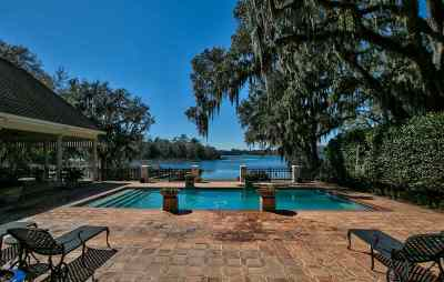 Tallahassee Single Family Home For Sale: 4442 Thomasville Road