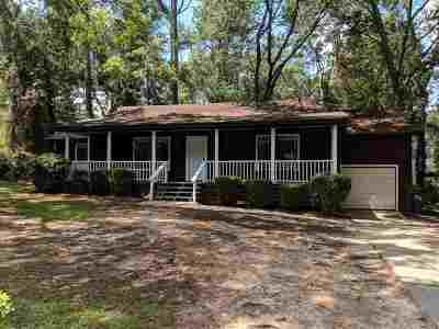 Killearn Acres Single Family Home For Sale: 3236 Black Gold