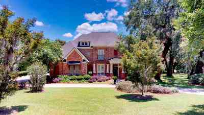 Tallahassee Single Family Home For Sale: 3595 Mossy Creek Ln