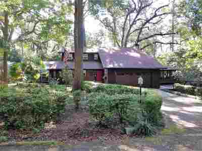 tallahassee Single Family Home For Sale: 139 Sinclair Rd