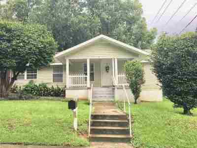 tallahassee Single Family Home For Sale: 1701 Hillsborough Street