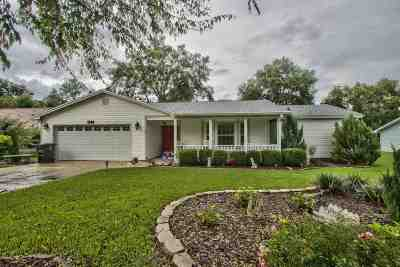 Killearn Acres Single Family Home For Sale: 3104 Whirlaway Trail