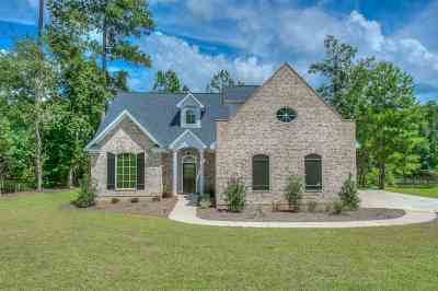 Tallahassee Single Family Home For Sale: 9212 Shoal Creek Drive
