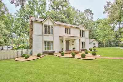 Tallahassee Single Family Home For Sale: 5639 Santa Anita Dr