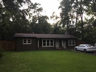Betton Hills Rental For Rent: 1510 Mitchell Avenue #1