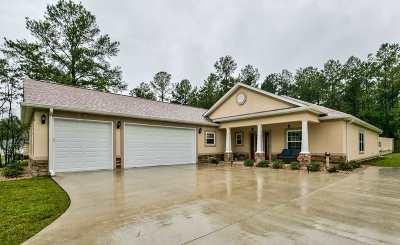 Gadsden County Single Family Home For Sale: 795 Sparkleberry Blvd