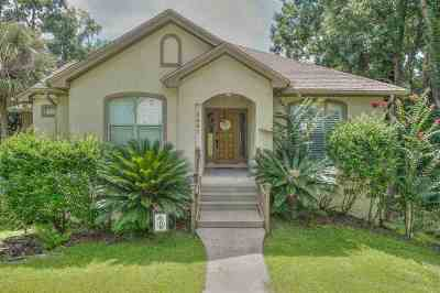 Tallahassee Single Family Home For Sale: 2807 A J Henry Park Drive