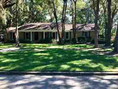 Leon County Single Family Home Back On Market: 2253 Monaghan Drive