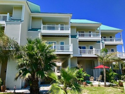 Franklin County Condo/Townhouse For Sale: 1646 Alligator Point