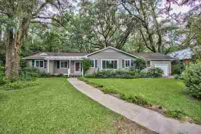 tallahassee Single Family Home For Sale: 2074 W Forest Drive