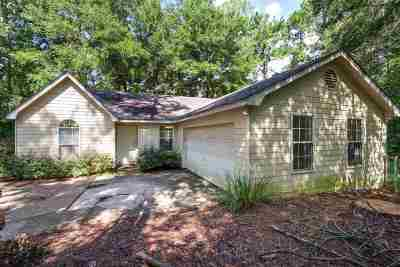 Killearn Lakes Single Family Home For Sale: 1719 Folkstone Rd