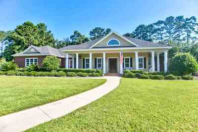 Tallahassee Single Family Home New: 4536 Timberloch Drive