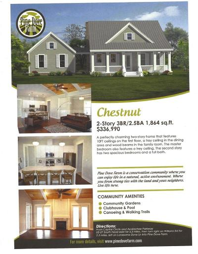Tallahassee Single Family Home For Sale: 5118 Bonnie Lake Road